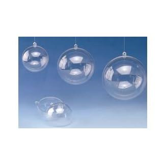 GLOREX-Kunststoff-Kugel-Kunstsoff-Transparent-14-x-14-x-14-cm