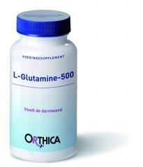 L-Glutamine-500 60 Kapseln OC