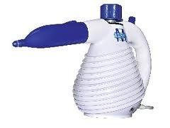 H2O-Dampfreiniger-Handampfreiniger-aus-TV-Neu-und-Original-verpackt