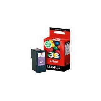 Lexmark-18CX033E-33-Tintenpatrone-farbig-Standardkapazitt-115ml-250-Seiten