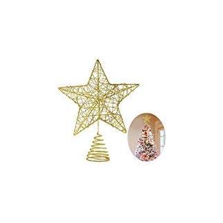 Unomor-Weihnachtsbaum-Christbaumspitze-Stern