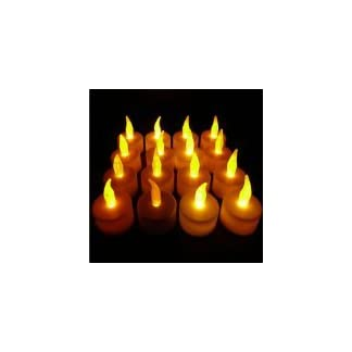 LED-Teelicht-Teelichter-16Stck-flackernd-weiss-inklusive-Batterien-16-Stck