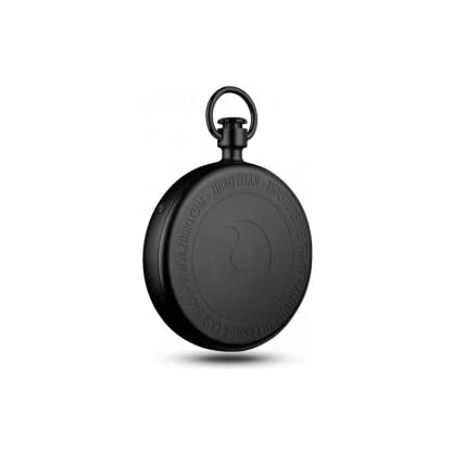 Ziiiro-Taschenuhr-Titan-Black-Z0009PWBK