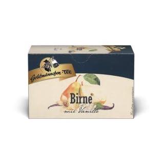 Goldmnnchen-Tee-Birne-mit-Vanille-Frchtetee-20-einzeln-versiegelte-Teebeutel