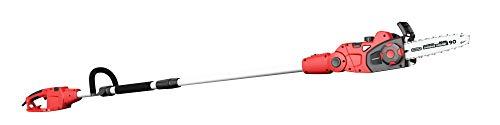Matrix-Hochentaster-Kettensge-2-in-1-elektrisch-750-Watt-Oregon-Schwert-und-Kette-Schultergurt-automatische-Kettenspannung-Schnittwinkel-einstellbar