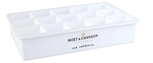 Mot-Chandon-Ice-Imprial-Eiswrfelbereiter-Form-fr-Champagner-Eiswrfel-mit-Moet-Aufdruck