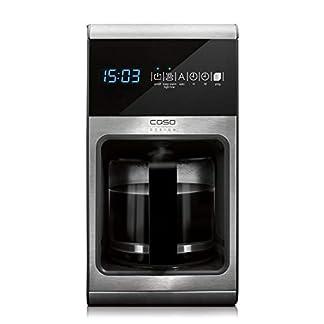 Caso-Coffee-1ne-1850-Design-Filter-Kaffeemaschine-mit-Sensor-Touch-Display-2-Warmhaltetemperaturen