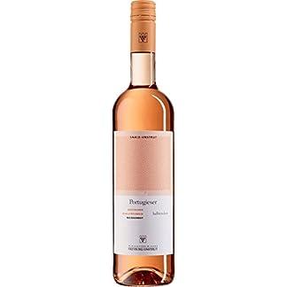 Portugieser-Weissherbst-2016-QbA-Winzervereinigung-Freyburg-Unstrut-halbtrockener-Roswein-deutscher-Wein-aus-Saale-Unstrut-1-x-075-Liter