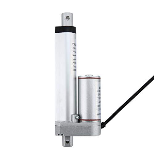 Ironheel-Anschlag-Elektrische-Stostange-100MM-DC-Stostangen-Motor-mit-Hochleistungs-Linearantriebs-Klammer-fr-industrielles-landwirtschaftliche-Maschinerie-Bau