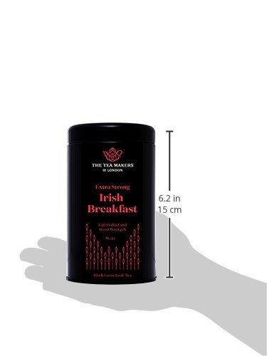 The-Tea-Makers-of-London-Irischer-Frhstckstee-lose-Teebltter-schwarzer-Tee-von-prmiertem-Teeshop-Geschenkidee-1er-Pack-1-x-125-g