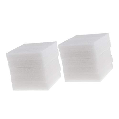 Sharplace 10 Stück Schaumstoff Unterlage zum Filzen 15×20 cm