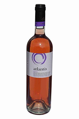 Atlantis-Rosewein-Santorini-750ml-Flasche-Argyros-griechischer-Rose-Wein-trocken-sommerfrisch