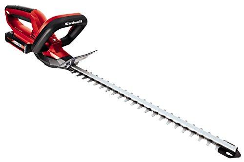 Einhell-GE-CH-1846-Li-Akku-Heckenschere-460mm-Schnittlnge-520mm-Schwertlnge-inkl-Kcher-passend-fr-PowerXChange-System