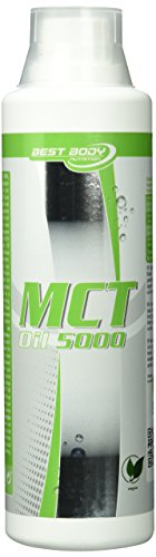 Best Body Nutrition MCT Oil 5000, 1er Pack (1 x 500 ml)