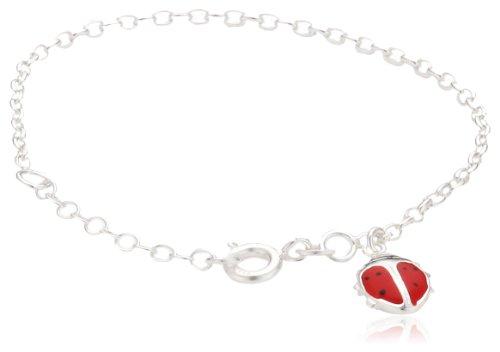 ZEEme Kinder und Jugendliche Armband 925 Sterling Silber  29926002