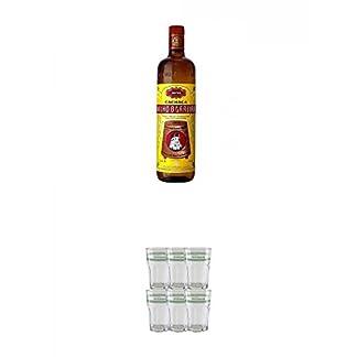 Velho-Barreiro-Silver-Cachaca-Originalabfllung-10-Liter-Velho-Barreiro-Caipirinha-Glas-6-Stck
