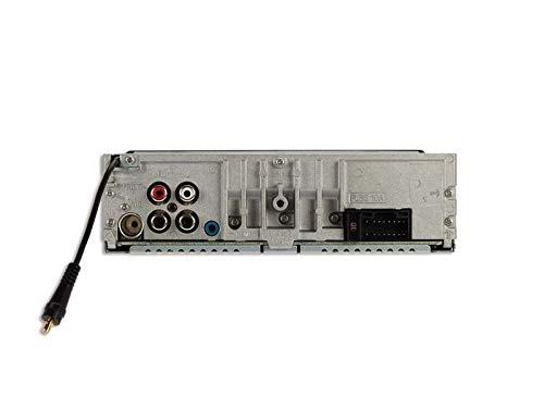 Alpine-UTE-202DAB-1-DIN-Autoradio-inkl-DAB-Antenne-USB-AUX-Spotify-fr-BMW-3er-E46-bis-2005-schwarz