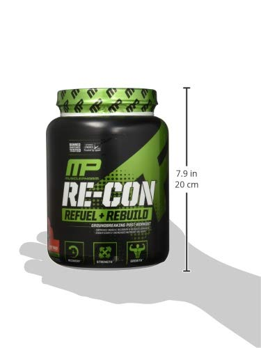 MusclePharm Re-con Sport (30 serv) Fruit Punch, 1.02 kg