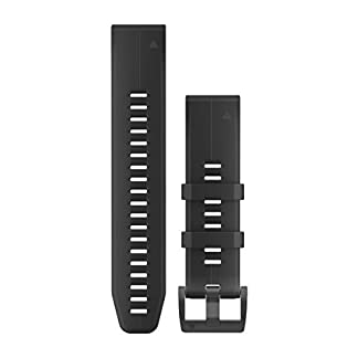 Garmin-Ersatzarmband-QuickFit-26-Watch-Bands-Black-Silicone