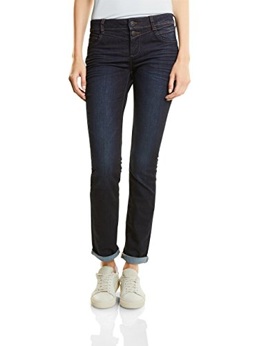 Street One Damen Slim Jeans QR Jane