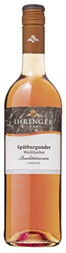 Ihringer-Sptburgunder-Weiherbst-Qualittswein-lieblich-075-L-Artikel-Nr-90416-Mindestbestellmenge-6-Flaschen-aus-dem-Gesamtsortiment