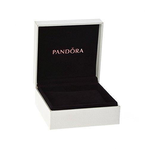 Pandora Damen-Bead 925 Silber Zirkonia weiß-791948CZ