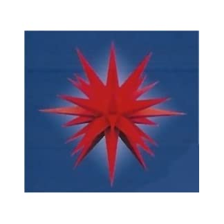 Weihnachtsstern-Adventsstern-original-Herrnhut-fr-Auen-Kunststoff-40-cm-mit-Beleuchtung-Stern-Sterne-Weihnachtssterne-Adventssterne-original-Herrnhuter-Stern-rot