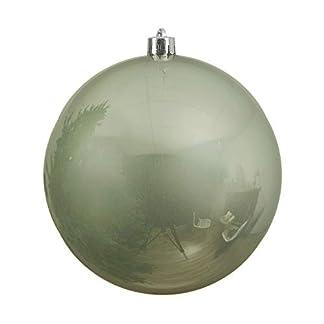 zeitzone-Groe-Christbaumkugel-Eukalyptus-Grn-Weihnachtsbaumkugel-20cm