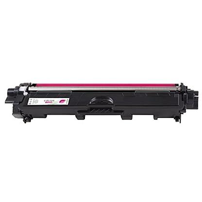 Kineco-5-Toner-kompatibel-fr-Brother-TN-241-TN-245-fr-Brother-DCP-9022CDW-MFC-9142CDN-9342CDW-9332CDW-HL-3150CDW-TN-241BK-TN-245C-TN-245M-TN-245Y-Schwarz-je-2500-Seiten-Color-je-2200-Seiten