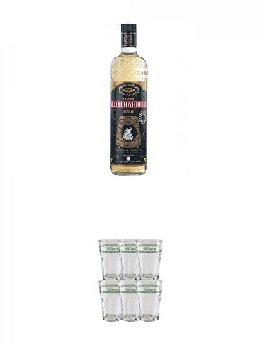 Velho-Barreiro-Gold-Cachaca-Originalabfllung-07-Liter-Velho-Barreiro-Caipirinha-Glas-6-Stck