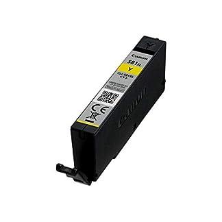 Canon-CLI-581-XL-YL-Original-Tintenpatrone-Yellow-fr-Pixma-Drucker-Pixma-TR7550-TR8550-TS6150-TS6151-TS8150-TS8151-TS8152-TS9150-TS9155-TS6250-TS6251-TS8250-TS8251-TS8252-TS9550