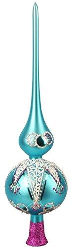 IMP-Christbaumspitze-Ornament-Glas-35cmBaumschmuck-Weihnachtsbaumspitze-Baumspitze-Weihnachtsbaum