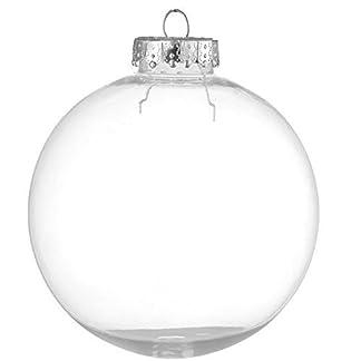 Youseexmas-Weihnachtskugel-Christbaumkugeln-Glaskugel-Hngend-Durchmesser-6cm-12stk-MEHRWEG