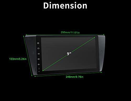 Android-71-Quad-Core-229-cm-1024-600-Auto-DVD-GPS-Wifi-Modell-fr-BMW-E46-Untersttzung-Spiegel-LinkOBDDABFMAMUSBBluetoothSpiegel-Link-mit-Canbus-Nicht-DVDCD-Funktion
