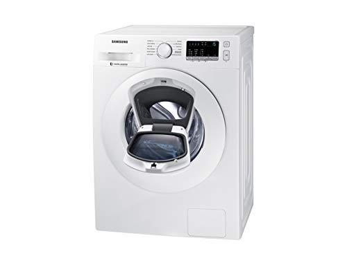 Beko-WW90K4430YWET-Waschmaschine-freistehend-Frontlader-9-kg-1400-Umin-A-Drehknpfe-Transchlag-links-wei-LED-Drehknpfe