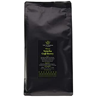 The-Tea-Makers-of-London-Sencha-Gojibeeren-Granatapfel-Tee-250g-von-prmiertem-Teeshop-Geschenkidee-fr-Freundin