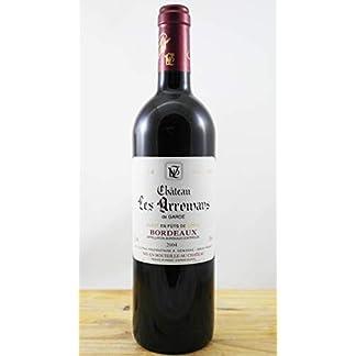 Wein-Jahrgang-2004-Chteau-Les-Arromans-de-Garde-Cuve-Prestige