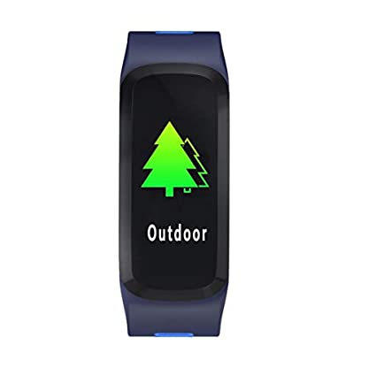 Altsommer-Smart-Uhr-Multi-Sport-Modus-FarbschirmIP68WasserdichtesSchlafberwachungTouchscreenBluetooth-Smart-Watch-mit-Fitness-Tracker-Intelligent-Armbanduhr-fr-Android-IOS