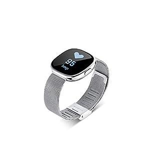 Zntz–Smart-Watch-Stahlgrtel-Smart-Armband-Bluetooth-Uhr-Herzfrequenz-Blutdruck-Trainingsschritt-Wasserdicht