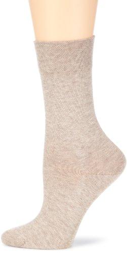 Hudson RELAX COTTON Damen Socken, Baumwollsocken Damen ohne Gummibund, Frauen Socken mit verstärkter Sohle (hautfreundlich, viele Farben) Menge: 1 Paar