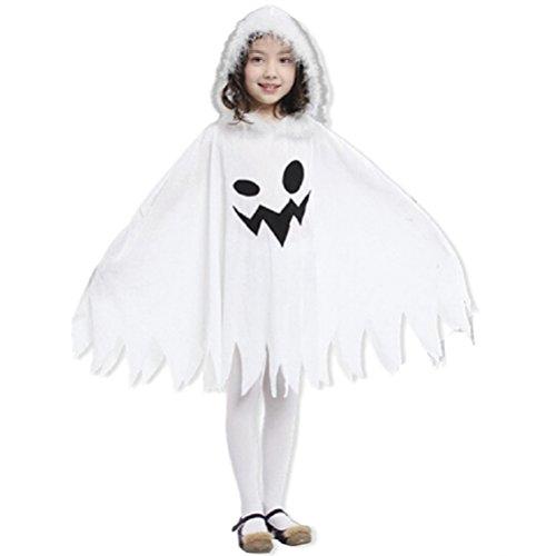 BESTOYARD-Halloween-Cosplay-Geist-Mantel-Kostm-Kleid-Party-Mantel-Baby-Mdchen-Kleidung-wei