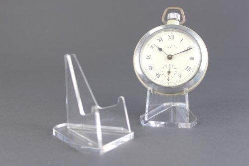 10-Stck-Acrylstnder-fr-Taschenuhren-Taschenuhrenstnder