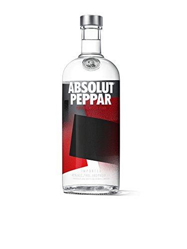 Absolut-Peppar–Absolut-Vodka-mit-Pfefferaroma-ideal-fr-Bloody-Mary-Liebhaber–Absolute-Reinheit-und-einzigartiger-Geschmack-in-ikonischer-Apothekerflasche–1-x-1-L