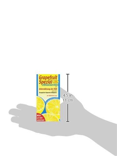 Grapefruit Spezial Ballaststofftabletten, 1er Pack (1 x 52g)
