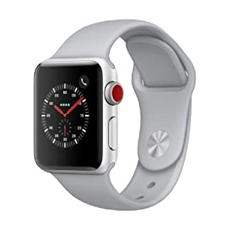 Apple-Watch-Series-3-GPS-Cellular-38-mm-Alu-silber-Sportarmband-nebel