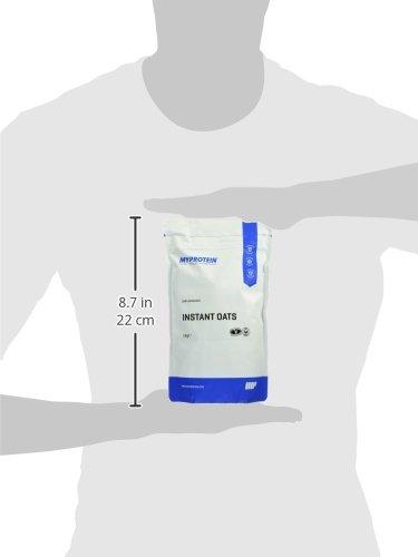 Myprotein Instant Oats Unflavoured, 1er Pack (1 x 1 kg)