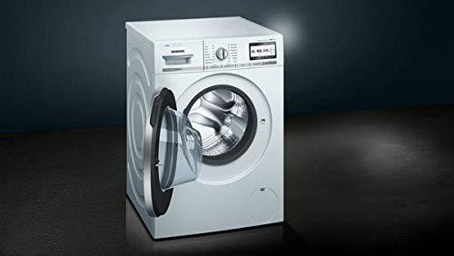 Siemens-WM6YH842-Waschmaschine-FrontladerA-1556UpM-Schaumerkennung