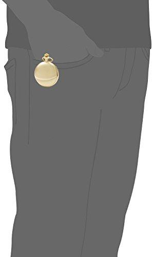 Sewor-Modische-Quarz-Taschenuhr-mit-doppelter-Kette-aus-Metall-und-Leder-glatte-Oberflche-Muschel-Zifferblatt-japanisches-Quarzuhrwerk-