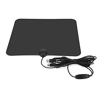 Zerone-80-Meilen-Reichweite-Indoor-HDTV-Antenne-1080-P-VHF-UHF-Digital-TV-Antenne-ATSC-TV-Antenne-mit-Verstrker-Signal-Booster-10ft-Kabel