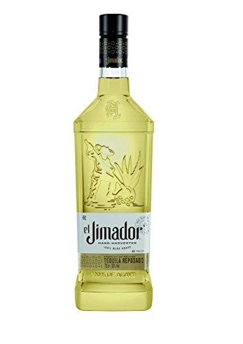 Tequila-el-Jimador-Reposado-100-Agave-38-Vol-1-x-07lZweifach-destilliert2-Monate-FassreifeAmerikanische-Weieiche